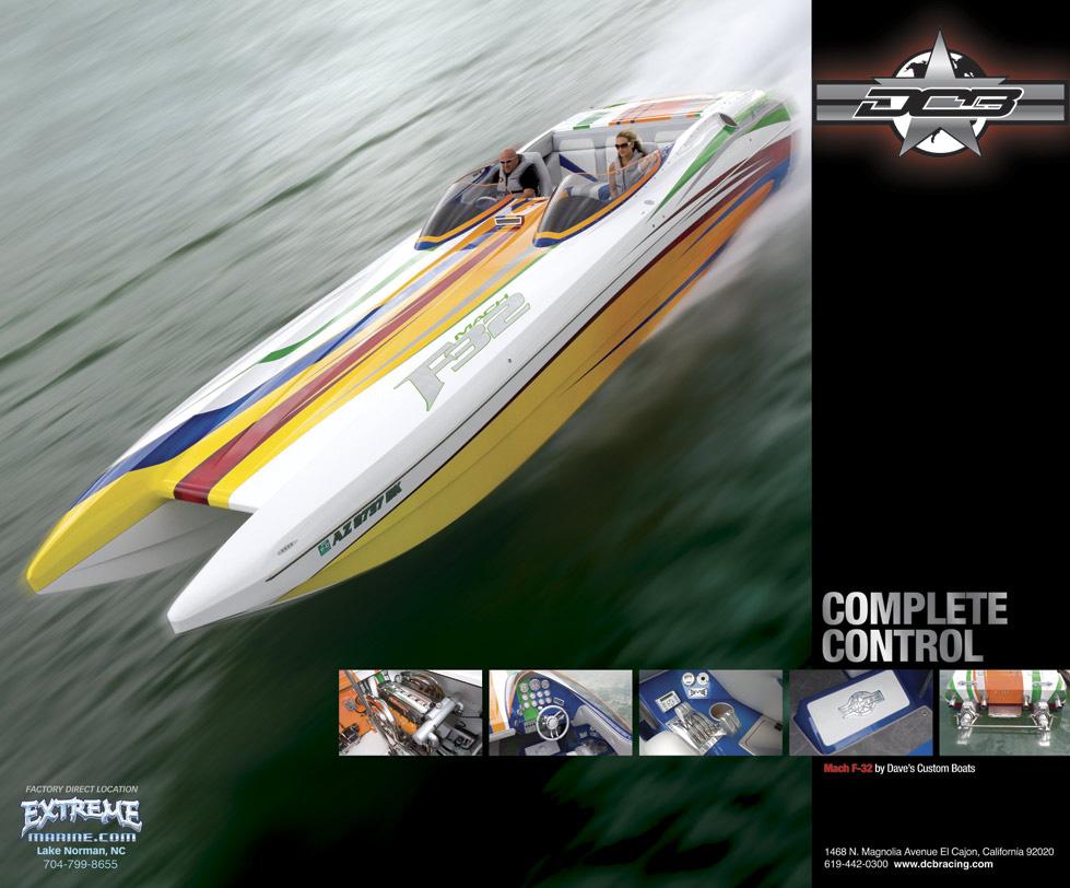 Mag advert F32 Ilmor 625