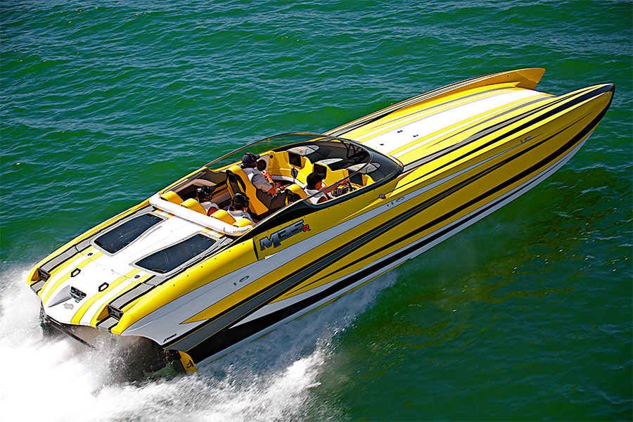 M35 Performance Catamaran