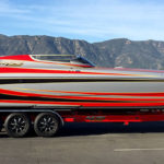 DCB's First M35 Widebody Open Bow Reaches 100 MPH