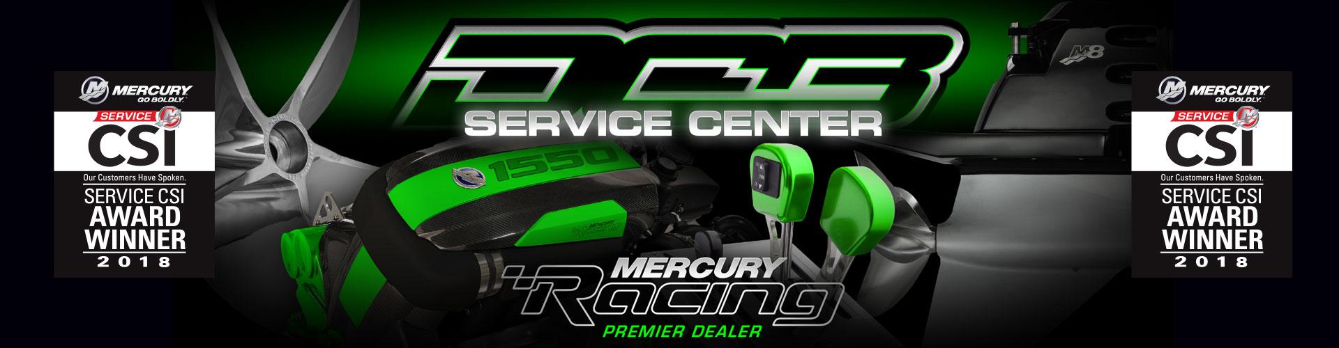 DCB Service Center